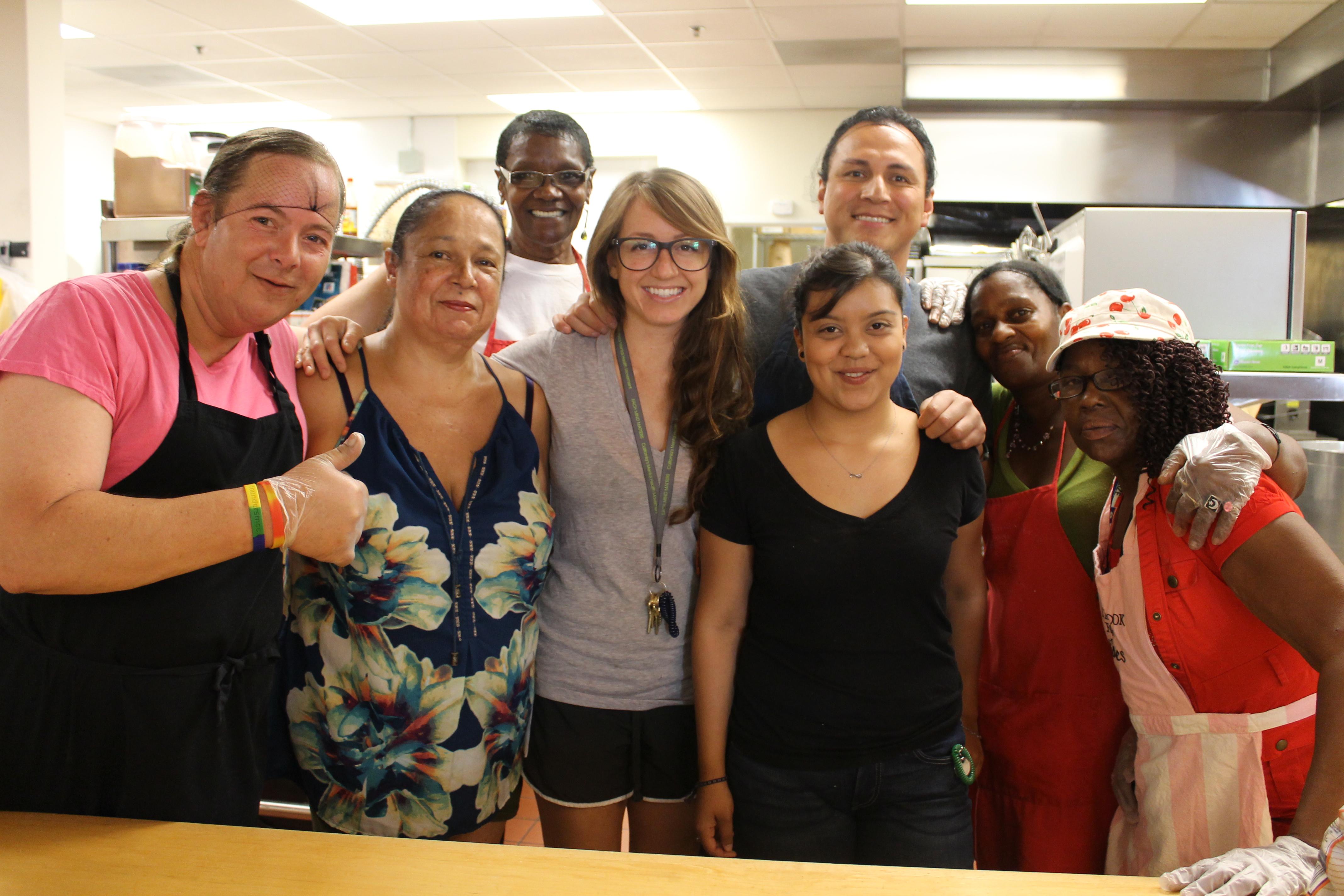 The DWC Kitchen Family