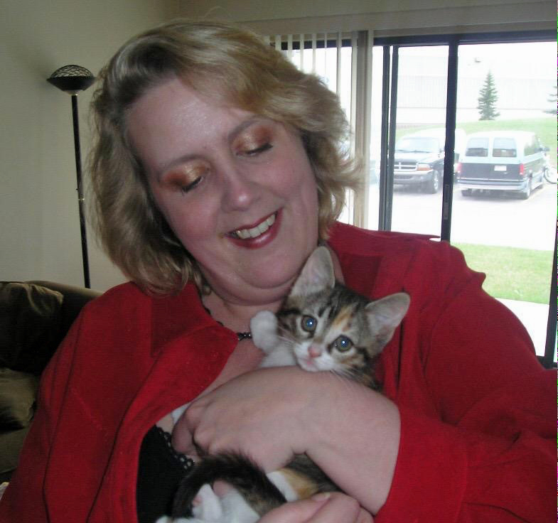 Donna Delorme in 2006