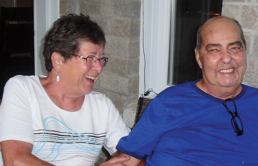 Karen and Scott Doherty