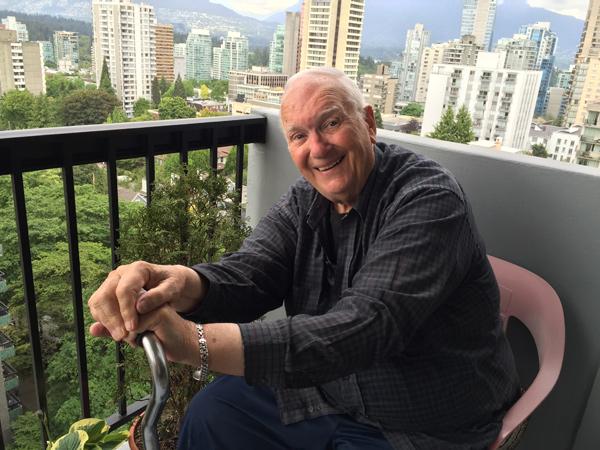 Vancouver's Ian Shearer