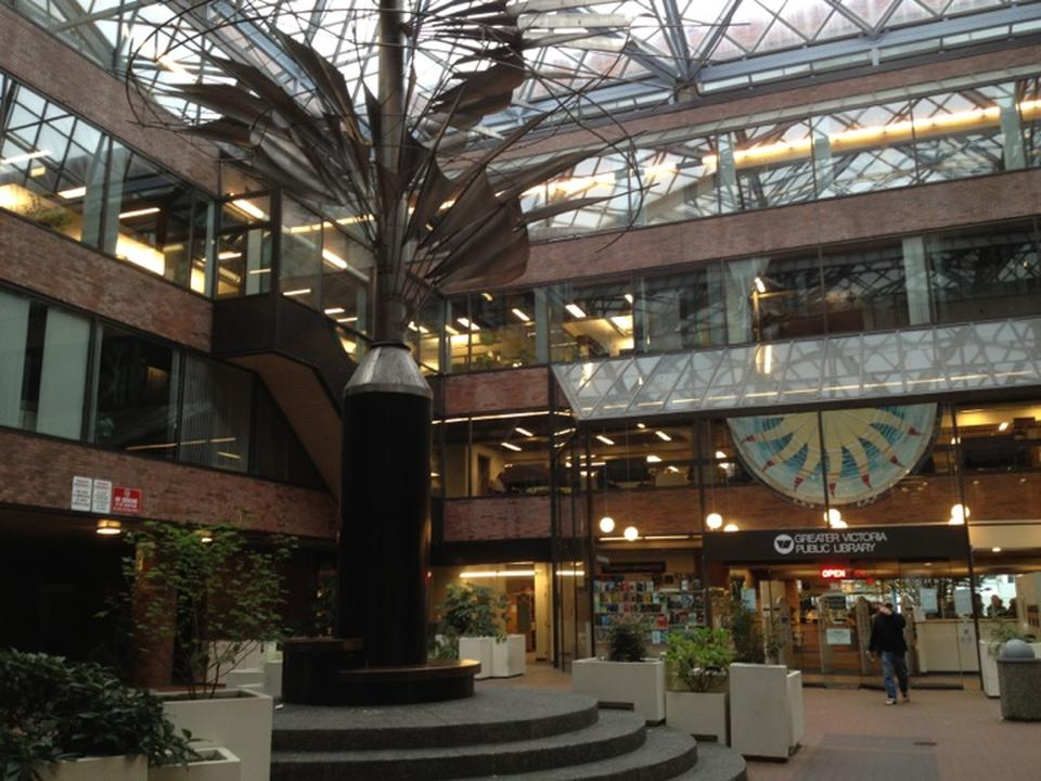Victoria Public Library - Central Branch