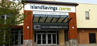 Island Savings Centre, Duncan, BC