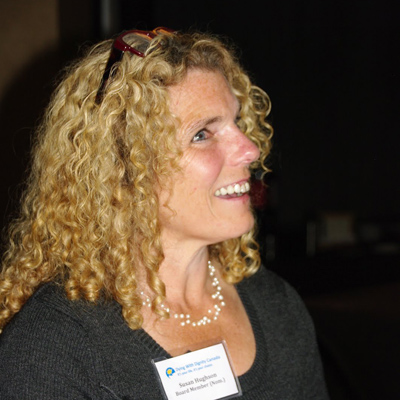 Dr. Sue Hughson