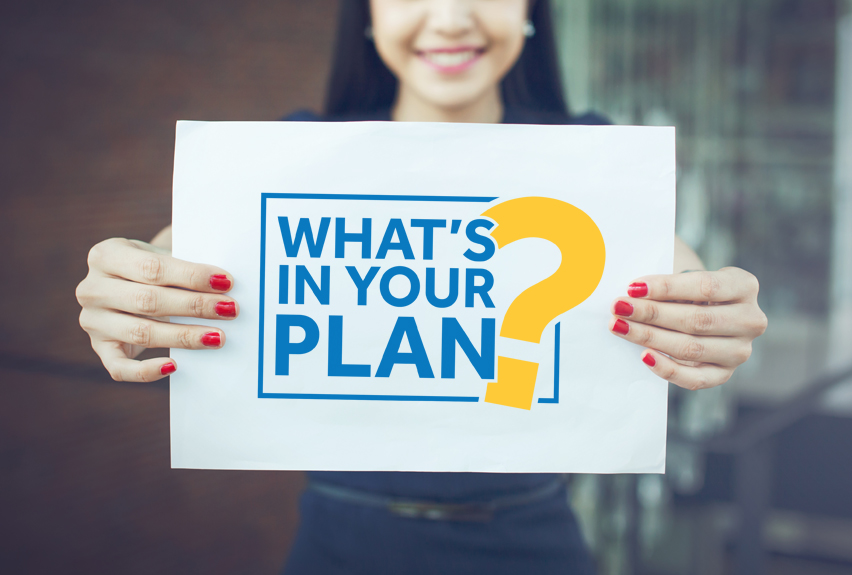 What's in Your Plan? Campaign