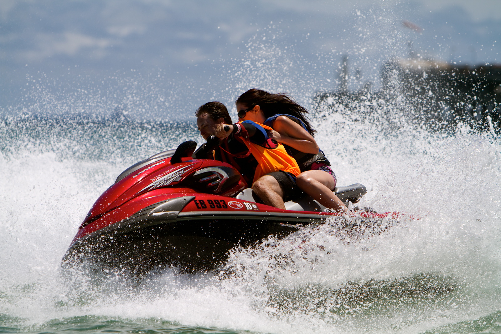 Jetski. Pic: https://www.flickr.com/photos/kitta/