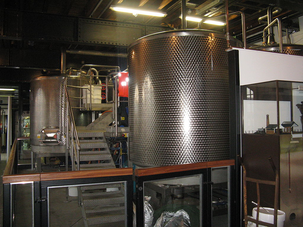 M J Richardson / William Worthington's micro-brewery / CC BY-SA 2.0