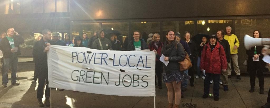 Power Local Green Jobs