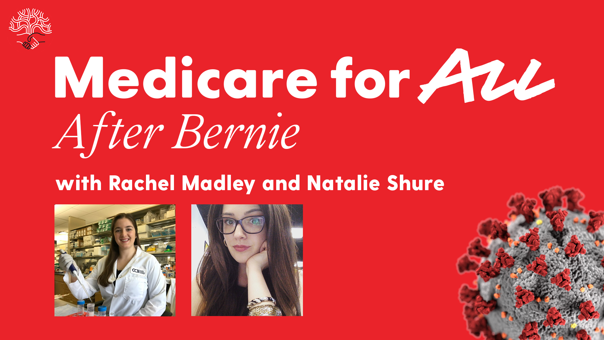Socialist Night School: Medicare for All After Bernie @ ONLINE, VIA 'ZOOM'