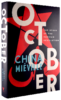 China Mieville's Book, October