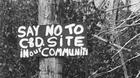 East Preston Ratepayers Community Development Association Letter to HRM Regarding proposed C&D rezone