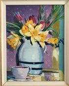 Joan Flewwelling  Petpeswick Art Pioneer
