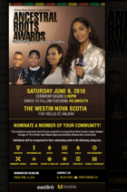 Recognizing Young Adult   African Nova Scotia Leaders