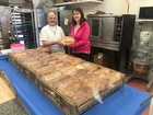 Food Bank Gets Fresh Bread from Dobbit's