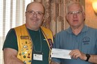 Lions Donate $12K for Dog Guides