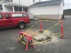"""""""Stinkhold"""" at Harbour Lites Parking Lot"""