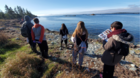 Sheet Harbour Students  Study Microplastics