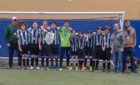 U15-B Boys Win Winter Soccer Championship
