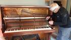Farewell to an Old Piano