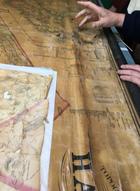 Restoring an Historic A.F.Church Map