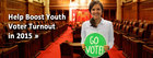 A Curmudgeonly Call for Youth to Vote  By Wyn Jones
