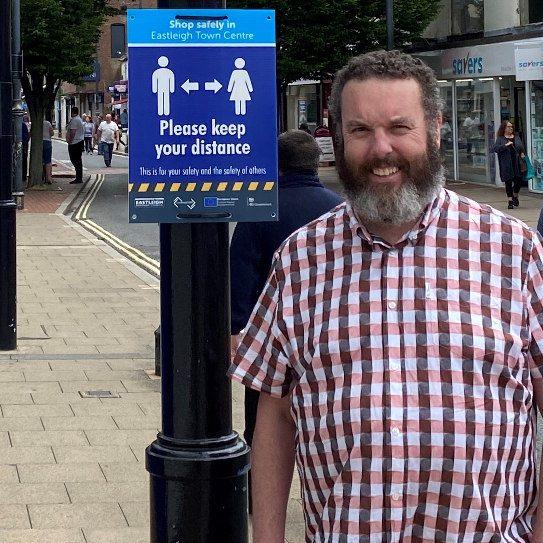 Tell Hampshire: Keep our High Street Traffic-Free!
