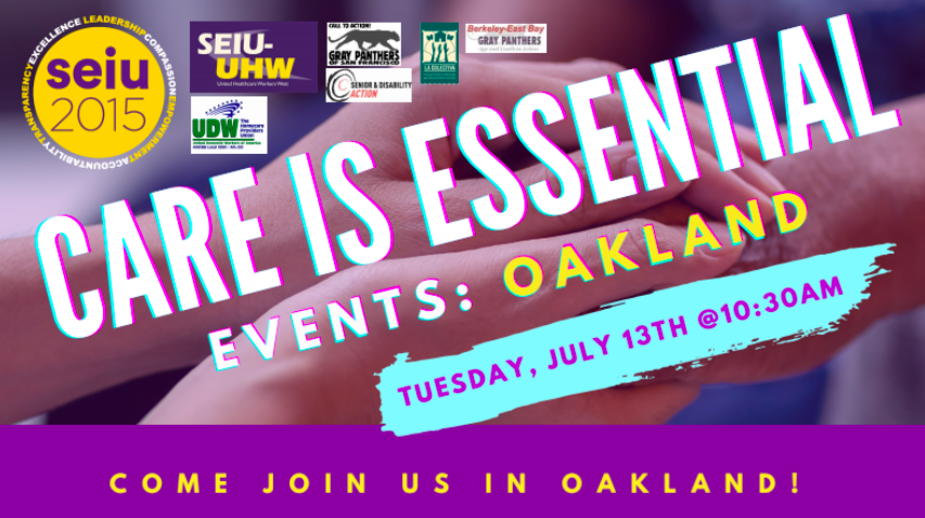 Care is Essential:Oakland