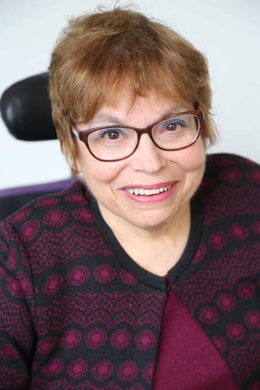Judith Heuman, Disability Rights Activist