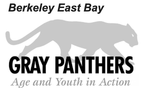 Gray Panthers of Berkeley and the East Bay