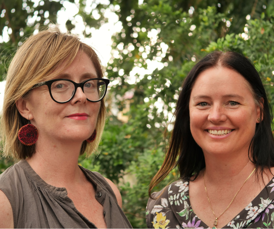 Shar Molloy & Kirsty Howey | Co-Directors