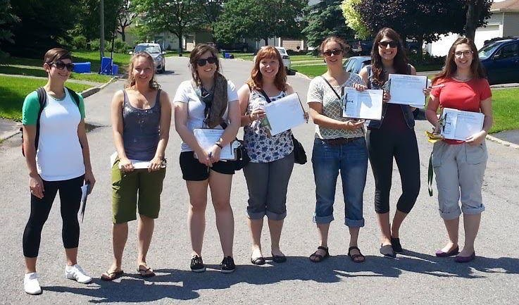 ecology ottawa canvassers