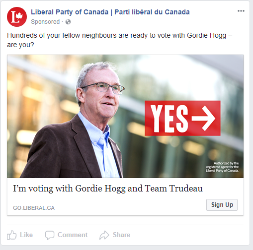 Liberal Party Ad 1