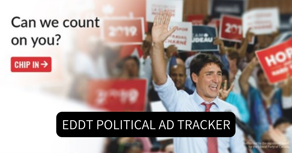Political Party Ad Tracker — September 28, 2018