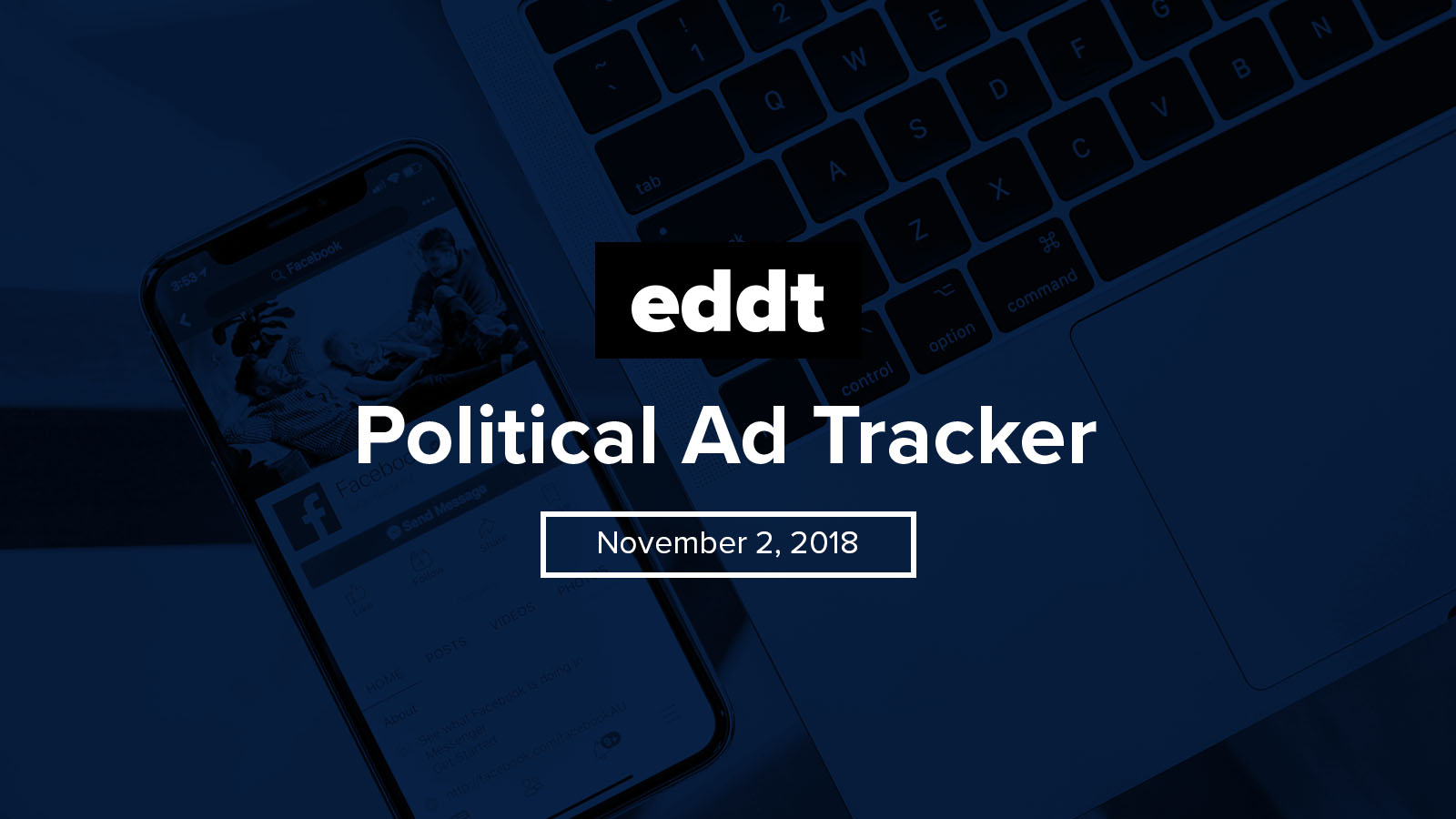 Political Party Ad Tracker — November 2, 2018