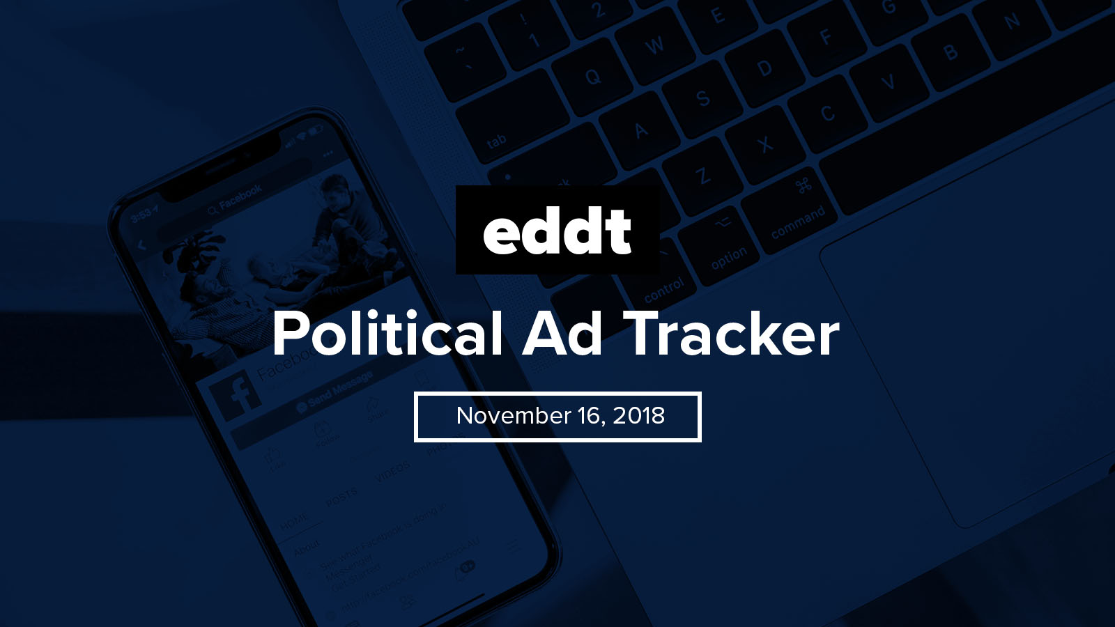 Political Party Ad Tracker — November 16, 2018
