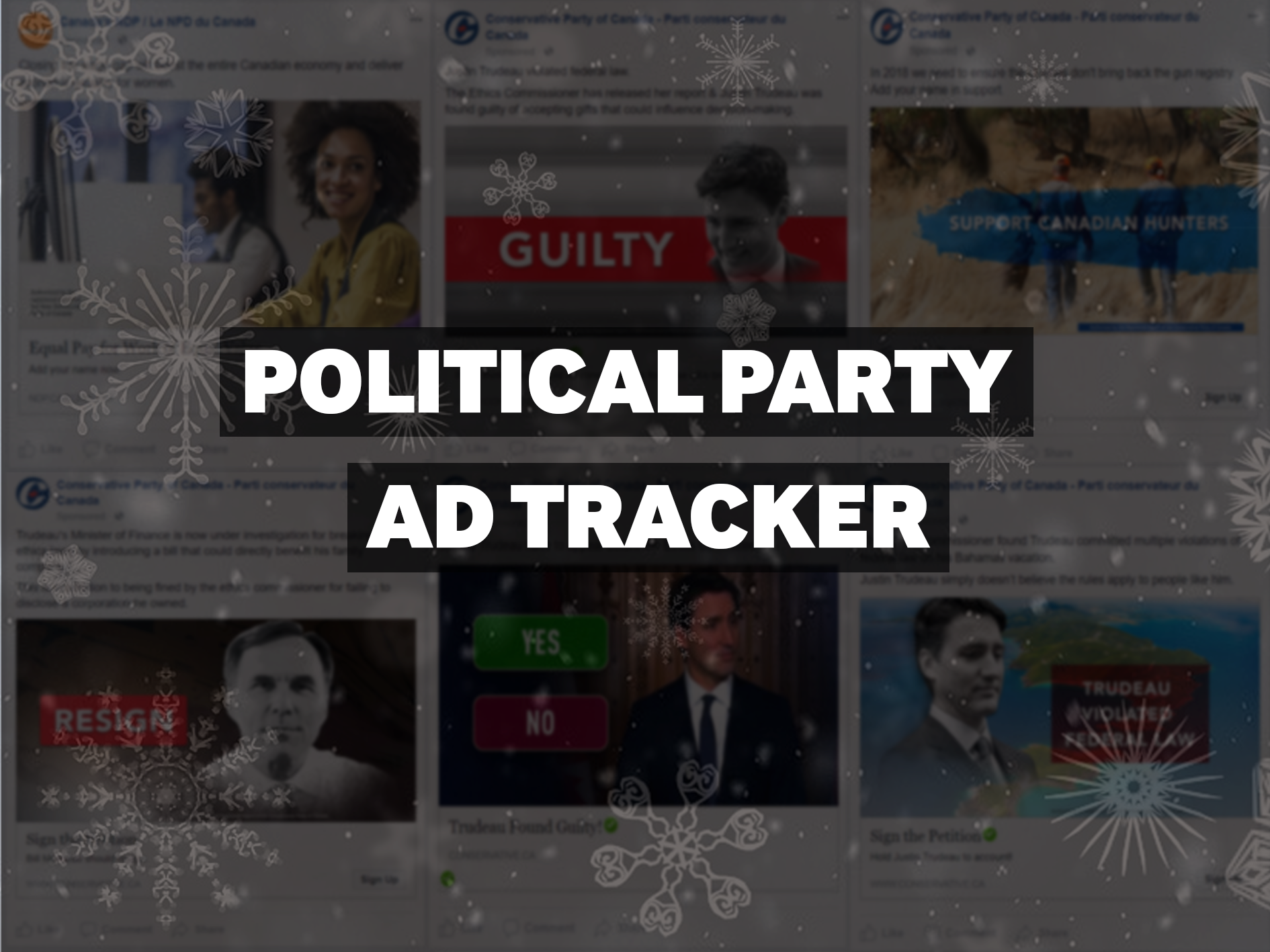 Political Party Ad Tracker — January 3, 2017