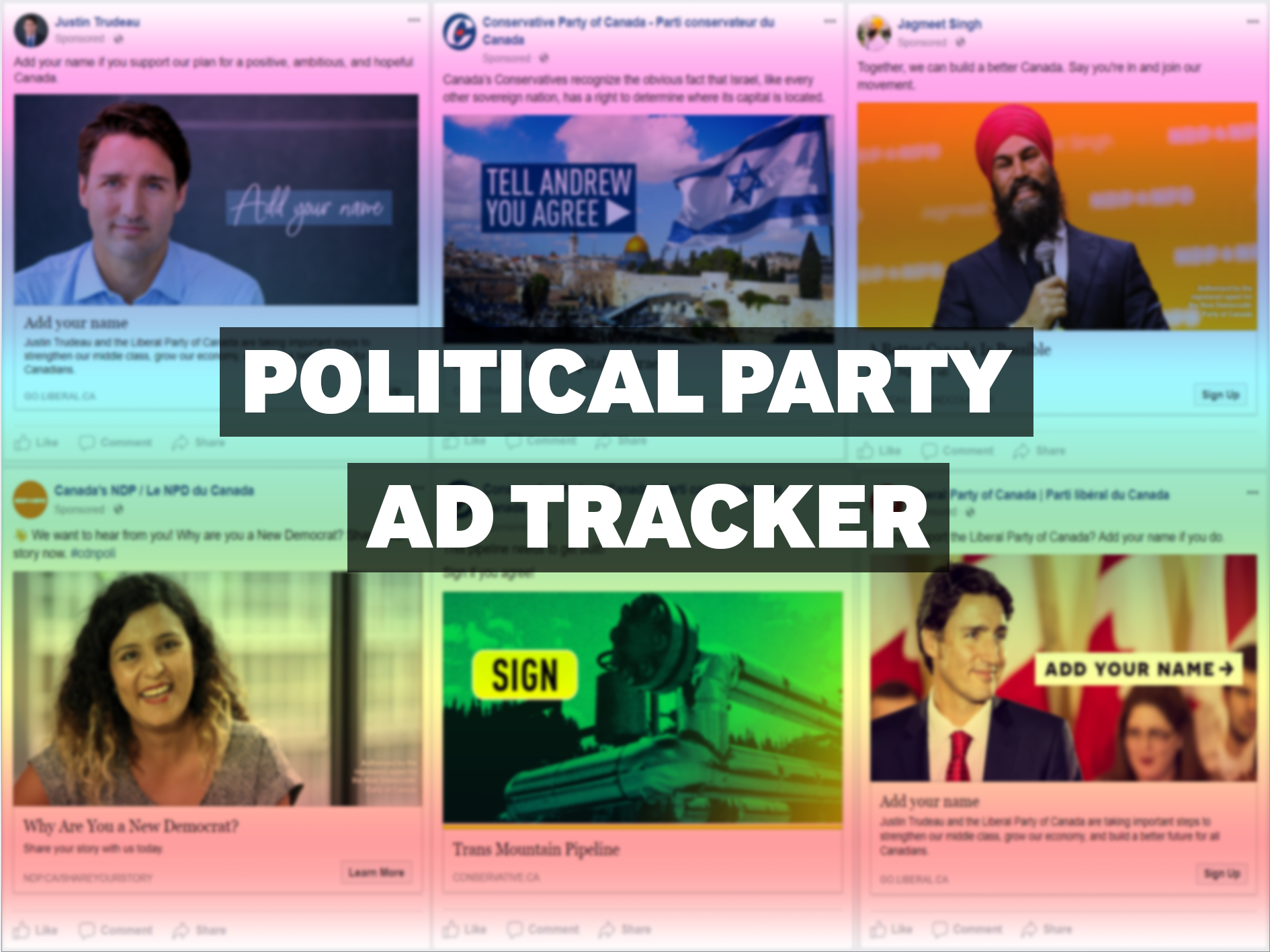 Political Party Ad Tracker — February 26, 2018