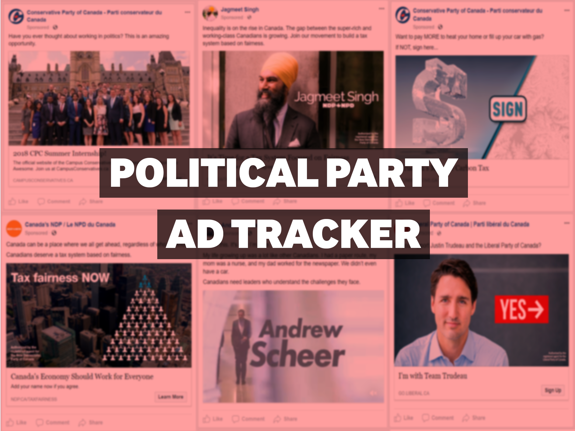 Political Party Ad Tracker — January 15, 2018
