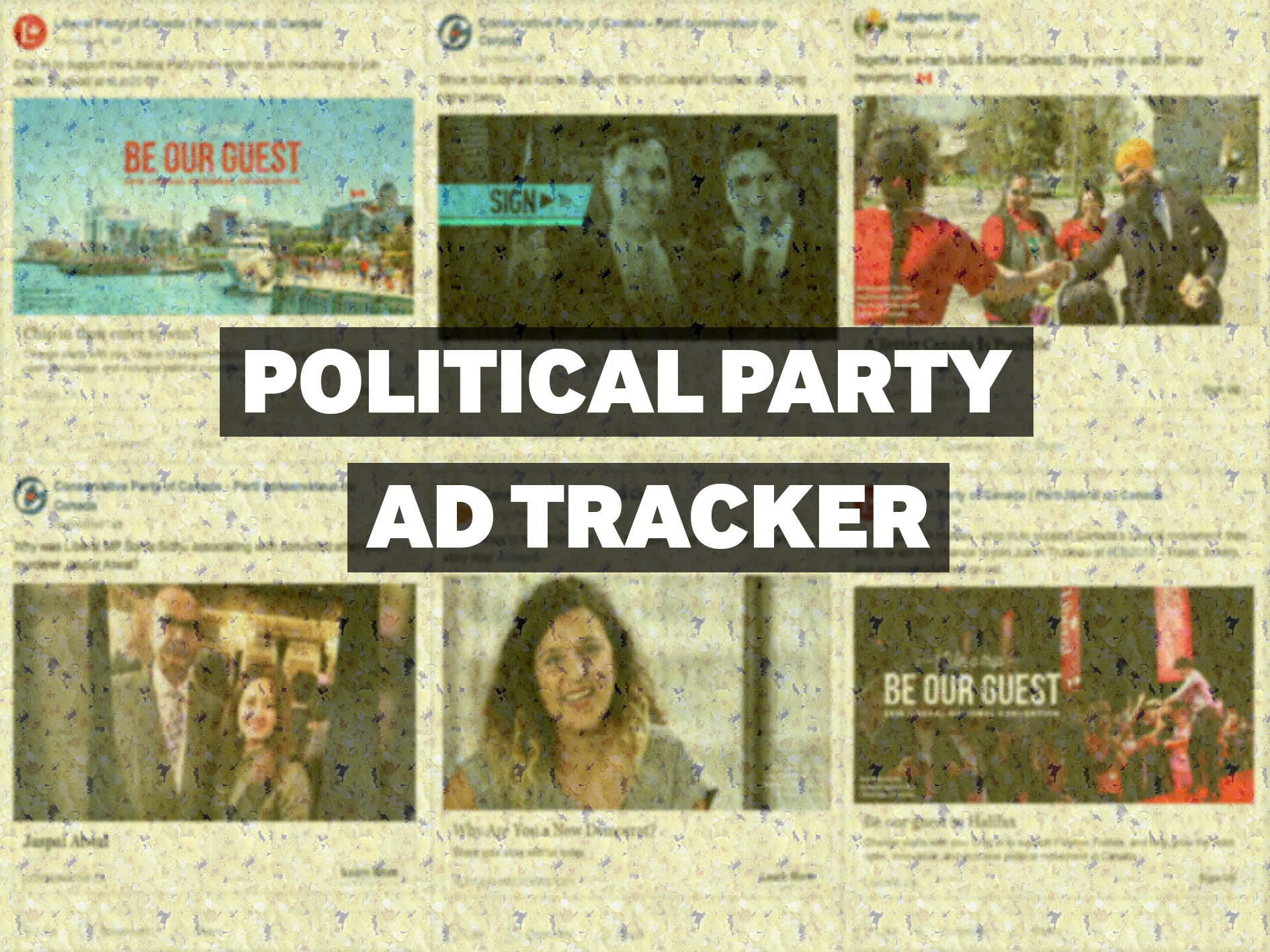 Political Party Ad Tracker — March 5, 2018