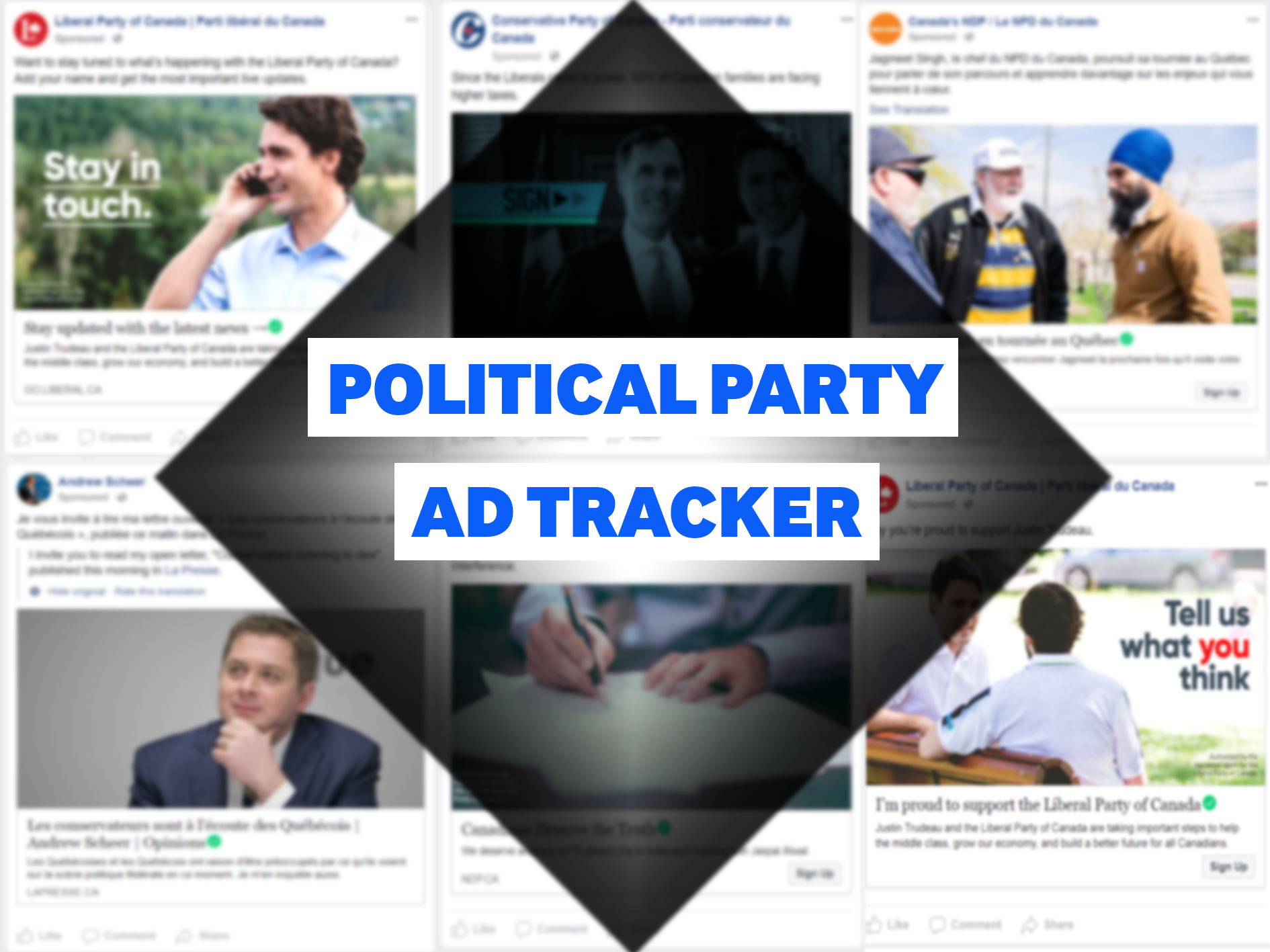 Political Party Ad Tracker — March 19, 2018