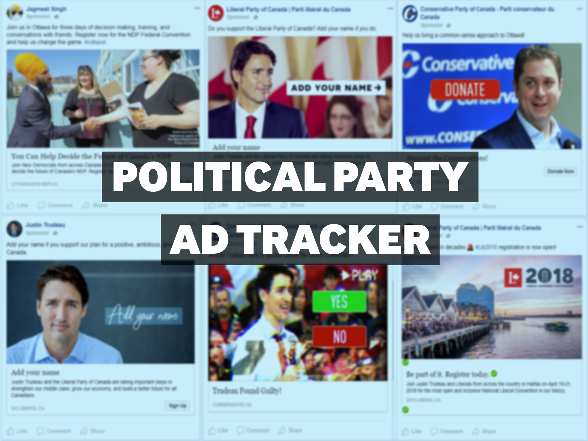 Political Party Ad Tracker — January 29, 2018