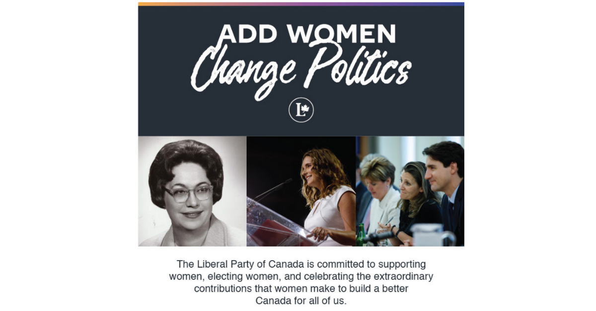 Policy Announcements, Women's Day, and Jagmeet in the House!