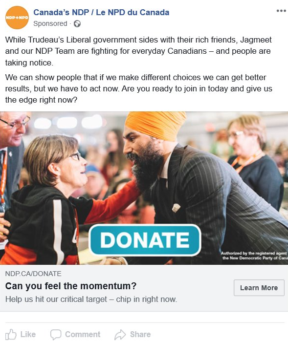 Conservatives Launch New Campaign Against Carbon Tax