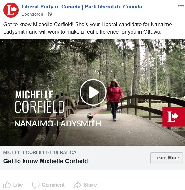 Conservative Ads Keep up the LavScam Pressure