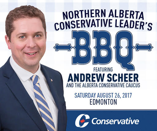 Northern Alberta Leader's BBQ