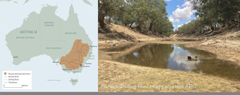 MurrayDarlingBasin map & Barwon-Darling River