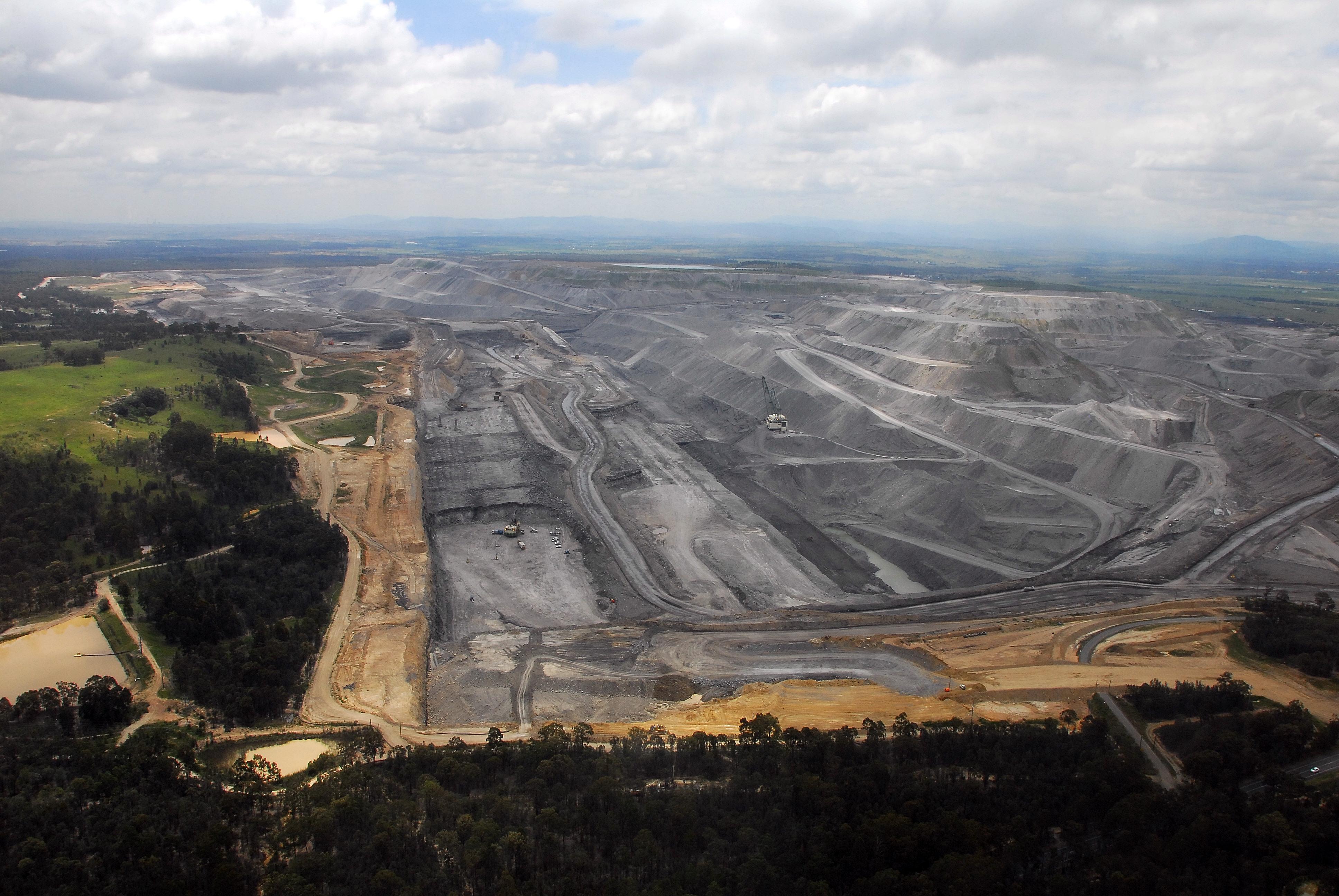 Warkworth Mine