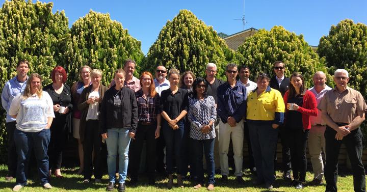 Professional development workshop in Wagga Wagga