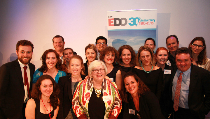 EDO NSW staff