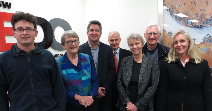 Members of the EDO NSW board