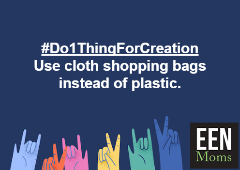 #Do1ThingForCreation - Carry Cloth Shopping Bags